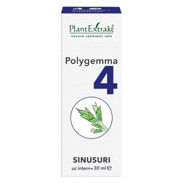 Polygemma 4 Sinusuri, 30ml | Plant Extrakt