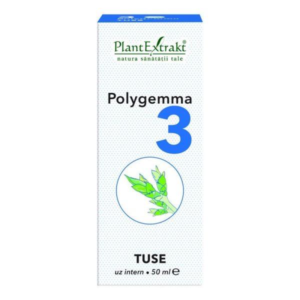 Polygemma 3 Tuse, 50ml | Plant Extrakt
