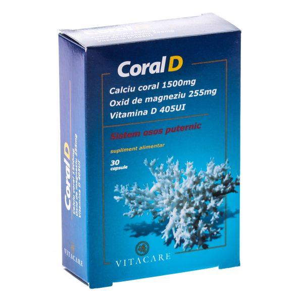 Coral D Vitacare Sistem Osos puternic