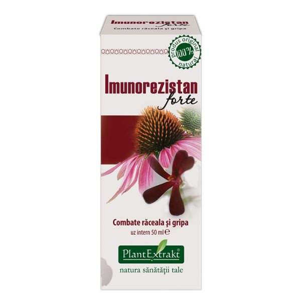 Imunorezistan forte 50 ml, Plantextract